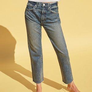 AMO Loverboy Jeans (Darling Wash)
